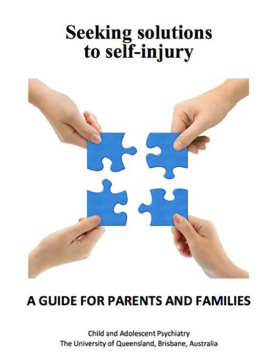 Seeking Solutions to Self-injury: The Parents and Families Guide (2nd Edition)