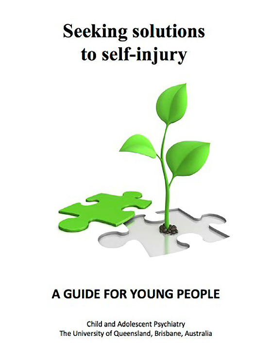 Seeking Solutions to Self-injury: The Young People's Guide (2nd Edition)